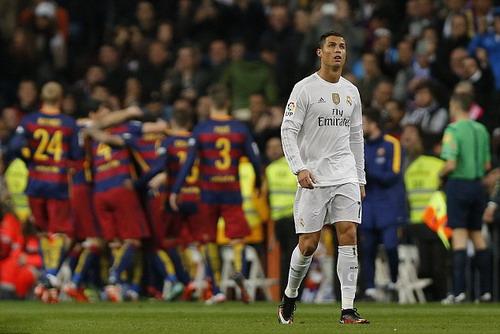 Trận siêu kinh điển lượt về với Real Madrid rất quan trọng đối với Barca