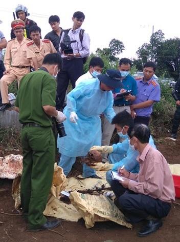 Cơ quan chức năng Lâm Đồng giám định pháp y