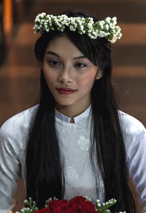 Thanh Tú- con gái Kiều Trinh từng được chuyên môn đánh giá cao với vai diễn trong phim điện ảnh Dịu dàng