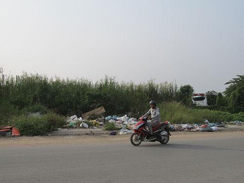 Dự án chậm đầu tư có nhiều nguy cơ về ô nhiễm môi trường, mất mỹ quan, an ninh trật tự trên địa bàn quận Bình Tân, TP HCM