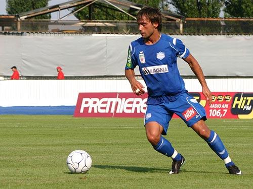 Cựu tuyển thủ Áo Sanel Kuljic bị bắt giữ cuối năm 2013