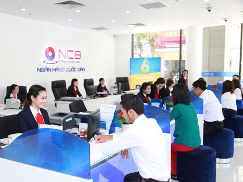 Khách hàng cá nhân giao dịch tại NCB