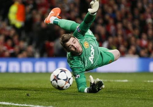 David De Gea thi đấu thăng hoa hai mùa gần nhất ở Man United