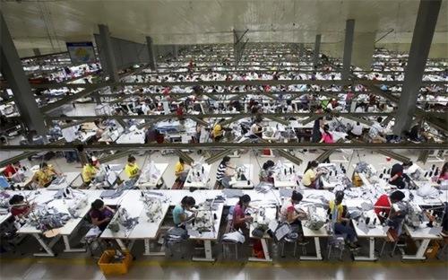 Vào TPP chỉ để trở thành đại công trường làm thuê thì dệt may vẫn chỉ giải quyết được khâu lao động.