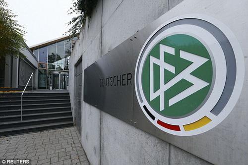 Trụ sở DFB tại Frankfurt bị khám xét cách đây một tuần