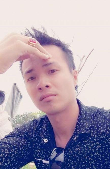 Di ảnh của Hồ Mạnh Tú do gia đình cung cấp.