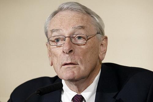 Cựu chủ tịch WADA Dick Pound, người đứng đầu bộ phận điều tra