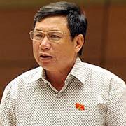 Đại biểu Quốc hội Lê Nam (Thanh Hóa):