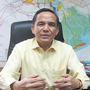 Ông Lê Hoàng Châu - Chủ tịch Hiệp hội Bất động sản TP HCM:
