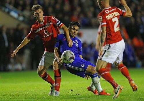 Falcao là thương vụ thất bại của Chelsea