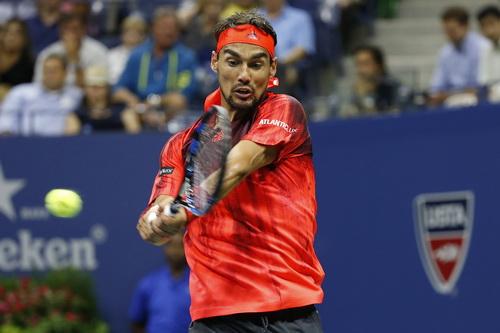 Fognini bị áp đảo, phải nhận 2 ván thua sớm trước Nadal