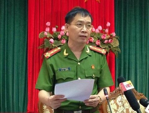 Đại tá Dương Văn Giáp khẳng định không có đường dây chạy công chức ở Hà Nội