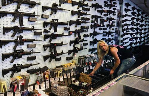 91% số vụ mua súng của các nghi can khủng bố ở Mỹ đã thực hiện thành côngẢnh: AP