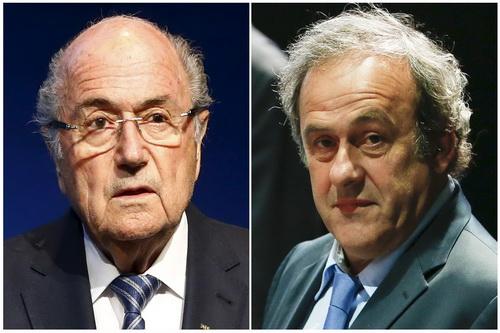 Blatter và Platini bị cấm hoạt động bóng đá 8 năm vì tham nhũng