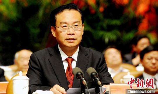 Chủ tịch tỉnh Phúc Kiến bị điều tra tham nhũng. Ảnh: CHINA NEWS