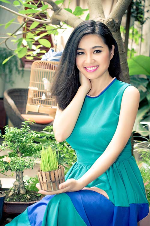 Diễn viên Lê Khánh
