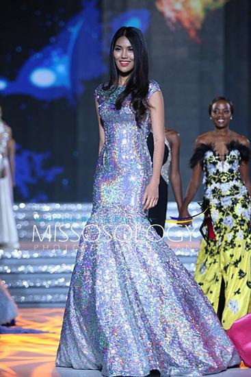 Lan Khuê, đại diện Việt Nam tại đấu trường Hoa hậu Thế giới