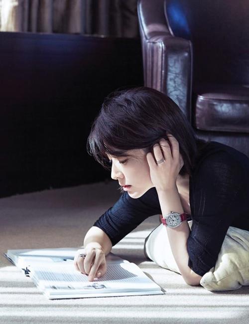 Nhiều cư dân mạng khen ngợi vẻ đẹp của Young Ae