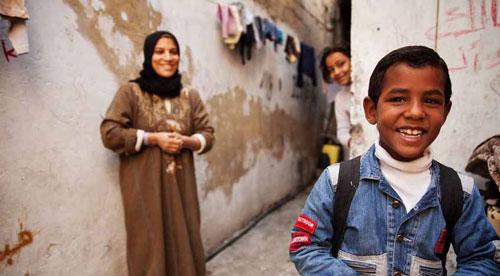Xóa đói nghèo là một trong 17 mục tiêu phát triển bền vững mới được Liên Hiệp Quốc công bố Ảnh: UN.ORG