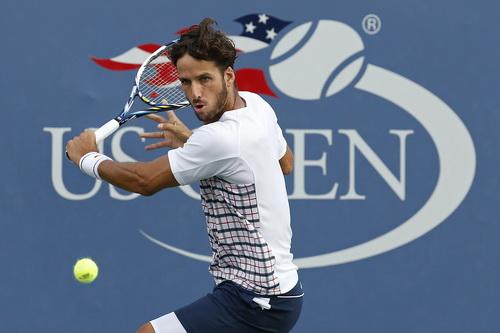 Feliciano Lopez lần đầu vào tứ kết Mỹ mở rộng