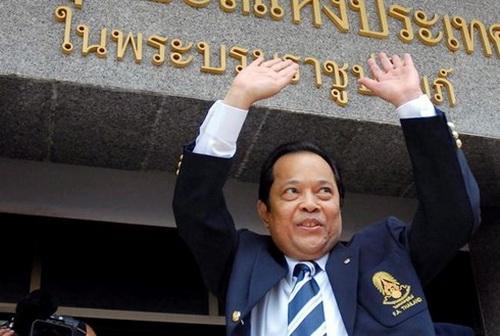 Cựu chủ tịch FAT Worawi Makudi bị cấm tham gia các hoạt động bóng đá trong 4 năm