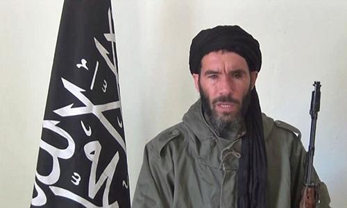 Tên thủ lĩnh chột mắt Mokhtar Belmokhtar từng nhiều lần được cho là đã bị tiêu diệt. Ảnh: Guardian