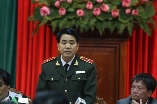 Thiếu tướng Nguyễn Đức Chung, Giám đốc Công an TP