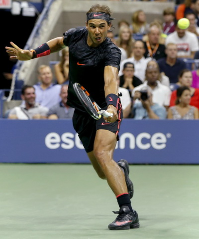 Nadal đã có một giải đấu rất thành công kể từ đầu mùa nhưng kết cục không như mong đợi