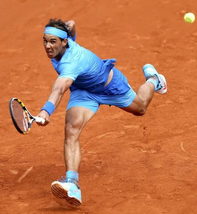 Nadal đánh bại Kohlshreiber, chờ gặp trai hư Kyrgios
