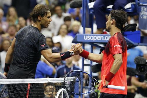 Nadal thua Fognini đến lần thứ ba trong mùa