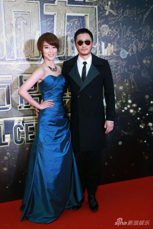 Ngô Kinh và vợ Tạ Nam