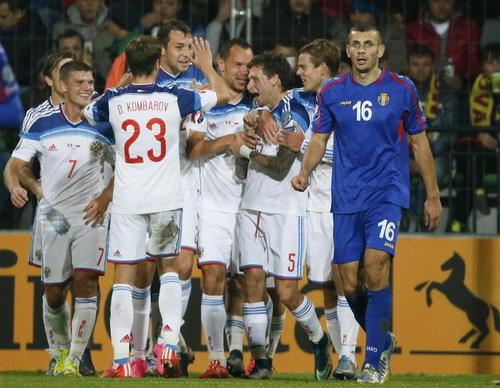 Nga chờ cơ hội giành vé ở lượt trận cuối