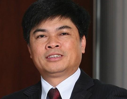 Ông Nguyễn Xuân Sơn trước khi bị khởi tố, bắt giam
