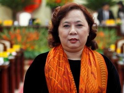 Bà Nguyễn Thị Bích Ngọc - Ảnh: Lao Động
