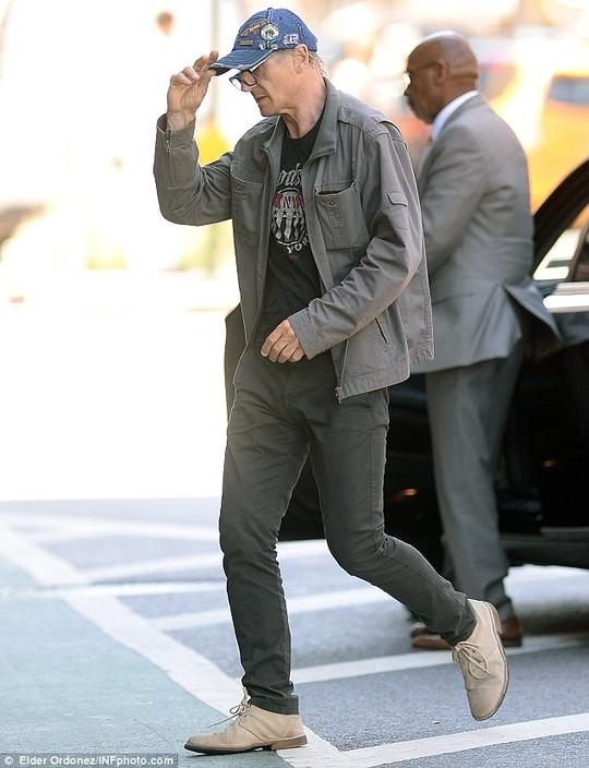 Liam Neeson ép cân quá đà vì vai diễn