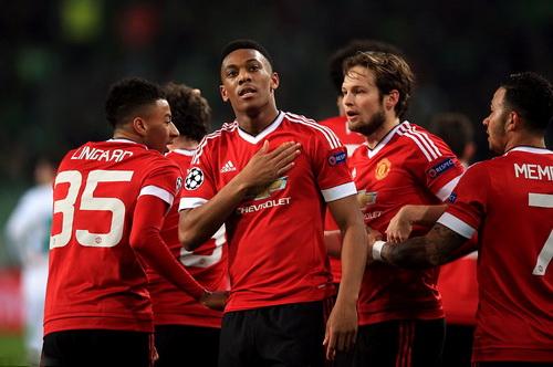 Niềm vui ngắn chẳng tày gang với Man United