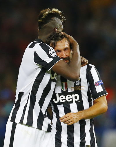 Sau Andrea Pirlo, đến lượt Paul Pogba chia tay Juventus?