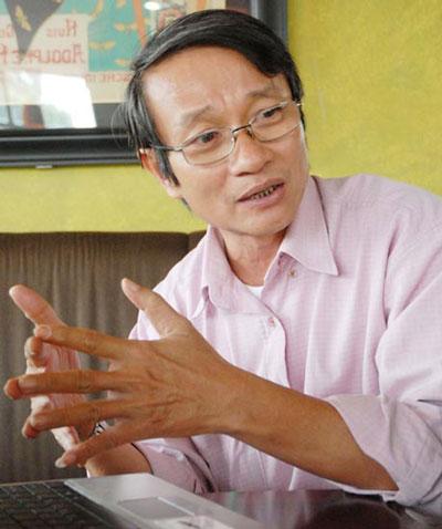 TS Hồ Long Phi, Giám đốc Trung tâm Quản lý nước và Biến đổi khí hậu (ĐHQG TP HCM)