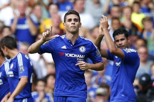 Oscar cũng có khả năng rời Chelsea mùa hè này