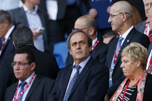 Michel Platini có còn giữ được sự tự tin khi đối mặt với cáo buộc nhận tiền bất chính?