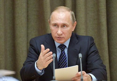 Tổng thống Vladimir Putin họp khẩn để giải quyết nạn doping trong thể thao Nga