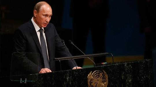 Tổng thống Nga chia buồn cùng người dân Thổ Nhĩ Kỳ. Ảnh: RIA Novosti