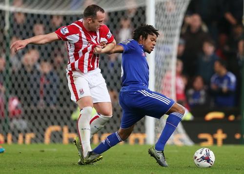 Loic Remy có bàn thắng đầu tiên trong màu áo Chelsea mùa này