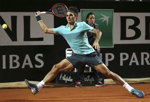 Federer lỡ những màn đại chiến ở Madrid