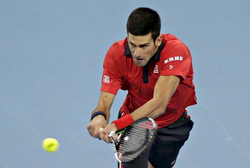 Djokovic lần thứ 6 vô địch China Open trong vòng 7 năm