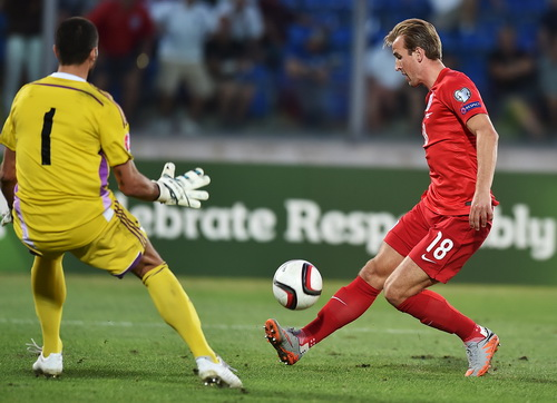Harry Kane ghi bàn sau khi vào sân ở hiệp hai
