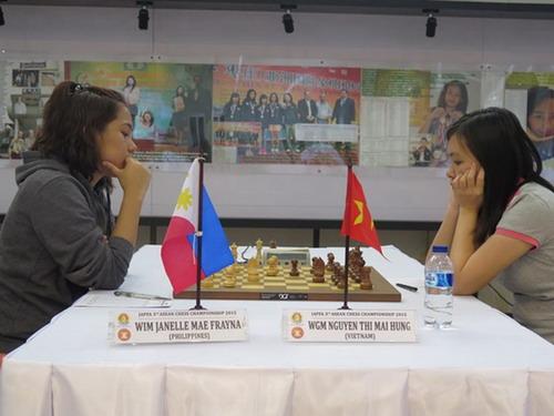 Mai Hưng vượt qua Frayna Janelle Mae, giành chức vô địch Đông Nam Á