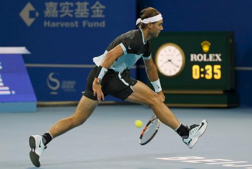 Nadal khởi đầu khá tốt ở trận chung kết