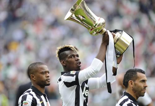 Tài năng trẻ Paul Pogba tỏa sáng tại Juventus