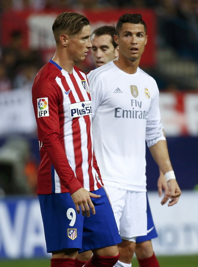 Ronaldo trong trang phục do Adidas cung cấp từ 2012